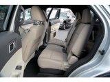 2011 Ford Explorer FWD Medium Light Stone Interior