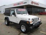 2006 Stone White Jeep Wrangler Unlimited Rubicon 4x4 #43781697