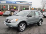 2011 Opal Sage Metallic Honda CR-V LX #43781705