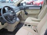 2011 Honda CR-V LX Ivory Interior