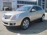2011 Gold Mist Metallic Cadillac SRX FWD #43781718