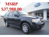 2010 Tuxedo Black Ford Expedition XLT 4x4 #43781385