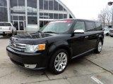2010 Tuxedo Black Ford Flex Limited #43781728