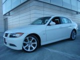 2008 Alpine White BMW 3 Series 335xi Sedan #43780976