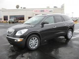 2011 Carbon Black Metallic Buick Enclave CXL #43781748