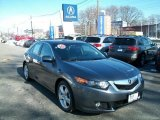 2010 Polished Metal Metallic Acura TSX Sedan #43781000