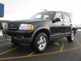 2003 Black Ford Explorer XLT 4x4 #43782271