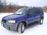 2006 Sonic Blue Metallic Ford Escape XLT V6 4WD #43781121
