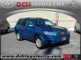 2008 Blue Streak Metallic Toyota Highlander 4WD #43782424