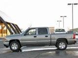 2006 Graystone Metallic Chevrolet Silverado 1500 LT Crew Cab 4x4 #43781866