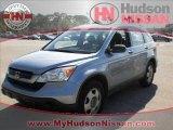 2008 Glacier Blue Metallic Honda CR-V LX #43879373
