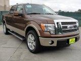 2011 Golden Bronze Metallic Ford F150 Lariat SuperCrew #43880591