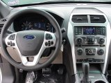 2011 Ford Explorer FWD Dashboard