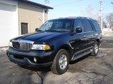 1999 Black Clearcoat Lincoln Navigator 4x4 #43881116