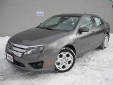 2011 Sterling Grey Metallic Ford Fusion SE V6 #43879916
