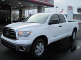2011 Super White Toyota Tundra Double Cab #43880747
