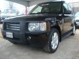 2005 Java Black Pearl Land Rover Range Rover HSE #43879922