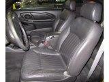 2003 Chevrolet Monte Carlo SS Ebony Black Interior