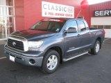 2007 Slate Metallic Toyota Tundra SR5 Double Cab #43880788