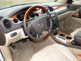 2008 Buick Enclave CX Cashmere/Cocoa Interior