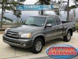 2005 Phantom Gray Pearl Toyota Tundra Limited Access Cab #43881237