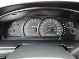 2005 Toyota Tundra Limited Access Cab Gauges