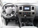 2007 Dodge Ram 3500 SLT Quad Cab 4x4 Dually Dashboard