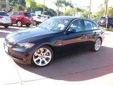 2008 Monaco Blue Metallic BMW 3 Series 335i Sedan #43880015