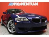 2007 BMW M Interlagos Blue Metallic
