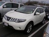 2009 Glacier Pearl Nissan Murano LE AWD #43881587