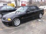 1999 Cosmos Black Metallic BMW 3 Series 328i Convertible #43880494
