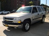 2005 Silver Birch Metallic Chevrolet Tahoe LS 4x4 #4385544