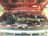 1996 Ford F150 XLT Regular Cab 5.0 Liter OHV 16-Valve V8 Engine