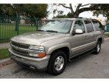 2001 Light Pewter Metallic Chevrolet Suburban 1500 LT 4x4 #43880552