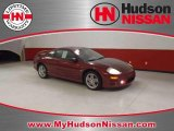 2003 Ultra Red Pearl Mitsubishi Eclipse GT Coupe #43990067