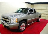 2009 Chevrolet Silverado 1500 LT Extended Cab 4x4 Data, Info and Specs