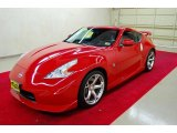Nissan 370Z 2009 Data, Info and Specs