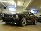 2007 Black Ford Mustang Saleen S281 Supercharged Coupe #4385334
