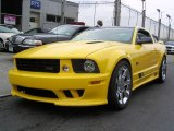 2006 Screaming Yellow Ford Mustang Saleen S281 Supercharged Coupe #4385551