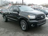2010 Black Toyota Tundra TRD Rock Warrior Double Cab 4x4 #43991895