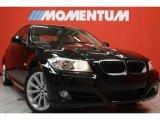 2011 Jet Black BMW 3 Series 328i Sedan #43991411