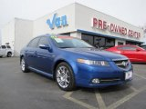 2007 Kinetic Blue Pearl Acura TL 3.5 Type-S #43991493