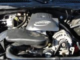 2006 Chevrolet Silverado 1500 LT Regular Cab 4x4 4.8 Liter OHV 16-Valve Vortec V8 Engine