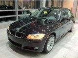 2011 Jet Black BMW 3 Series 328i xDrive Sedan #43991615