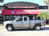 2007 Chevrolet Silverado 2500HD LT Extended Cab Data, Info and Specs
