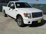 2011 Oxford White Ford F150 XLT SuperCab #44088169