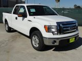 2011 Oxford White Ford F150 XLT SuperCab #44088170