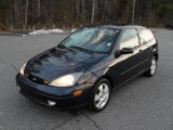 2003 Twilight Blue Metallic Ford Focus ZX3 Coupe #44088768