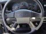 2004 Chevrolet Silverado 1500 Regular Cab Gauges