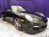 2008 Black Porsche 911 Turbo Coupe #44088234